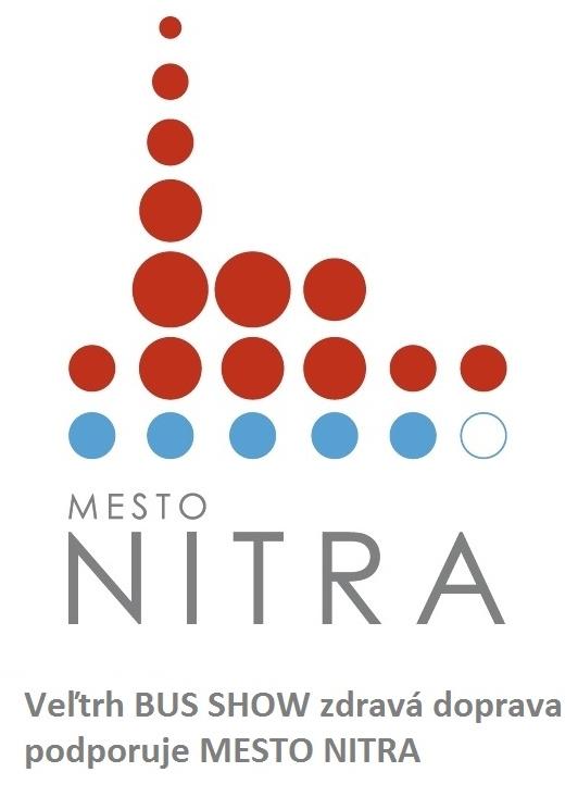 Mesto Nitra podporuje autobusový veľtrh BUS SHOW