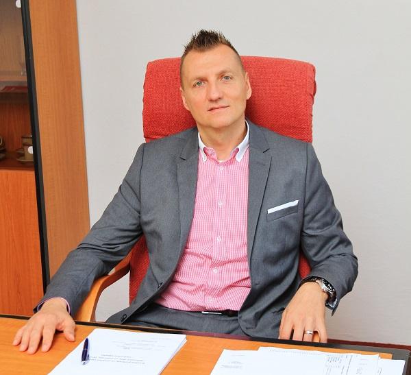 Ing. Richard Majza MBA, generální ředitel Dopravního podniku Košice.