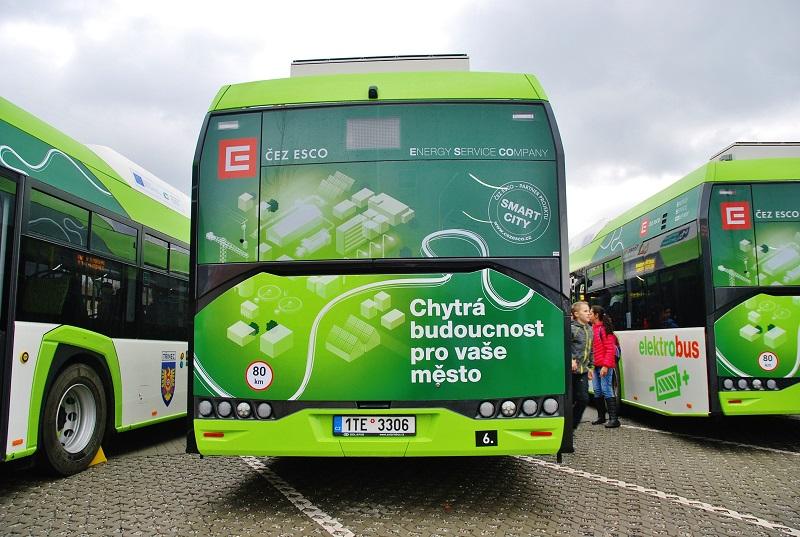 """""""Elektrické autobusy pre mesto"""" na veľtrhu Busshow 2018"""