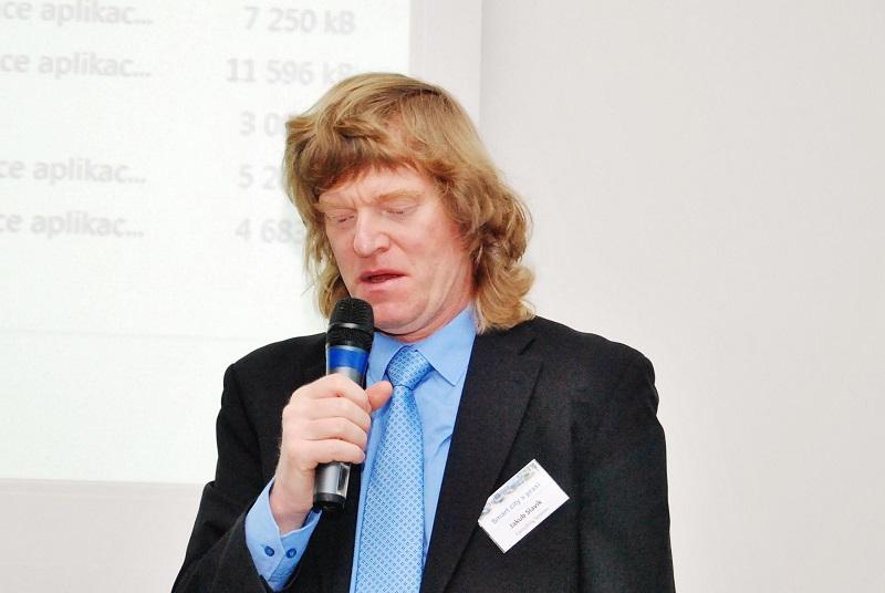 Ing. Jakub Slavík, MBA – Consulting Services (foto: Zdeněk Nesveda)