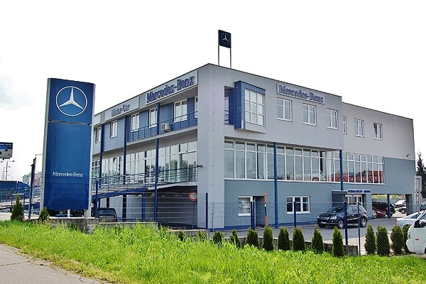 Motor-Car Nitra – Autorizovaný predaj a servis vozidiel Mercedes-Benz a Kia (foto: Zdeněk Nesveda)