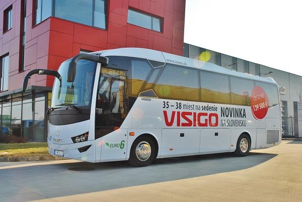 Kompletná ponuka autobusov ISUZU na veľtrhu BUS SHOW 2018