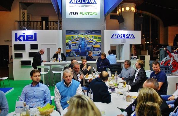 KHMC spolupracuje se slovenskou firmou MOLPIR, CZECHBUS 2017 (foto: Zdeněk Nesveda)