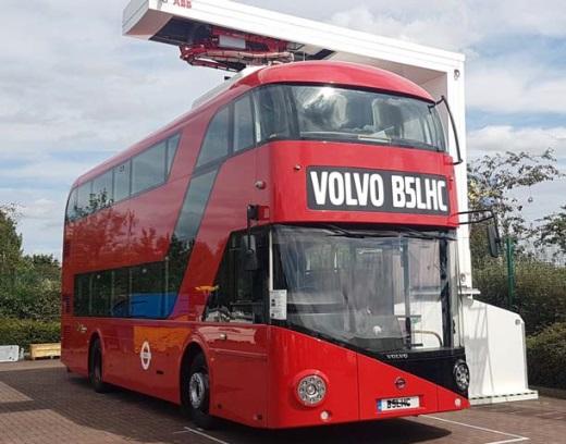 Od áut k autobusom: Dobíjacia infraštruktúra ABB pre elektrické autobusy