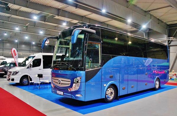 BUS SHOW 2018: Mercedes – Benz ATEGO TRAVEL, slovenská premiéra
