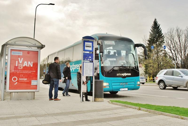 BUS SHOW zdravá doprava 2018: ARRIVA na Slovensku