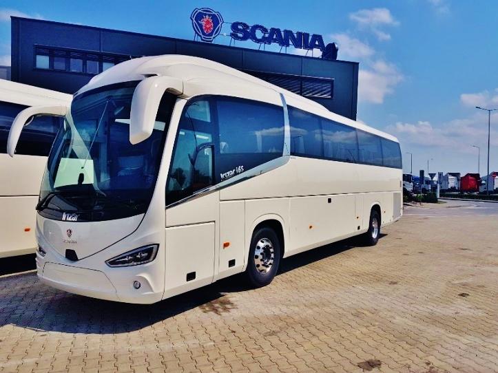 Scania prichádza do Nitry na prvý autobusový veľtrh na Slovensku