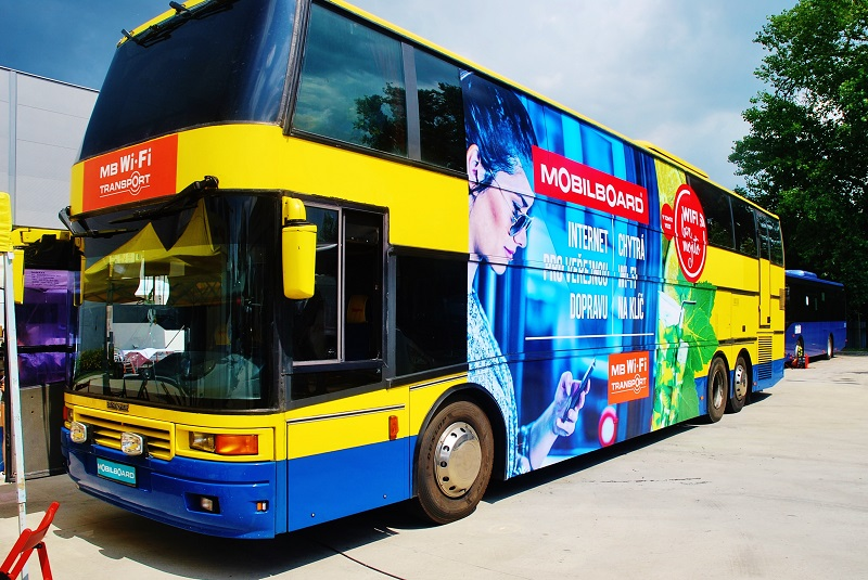 První slovenský autobusový veletrh BUS SHOW skončil úspěchem
