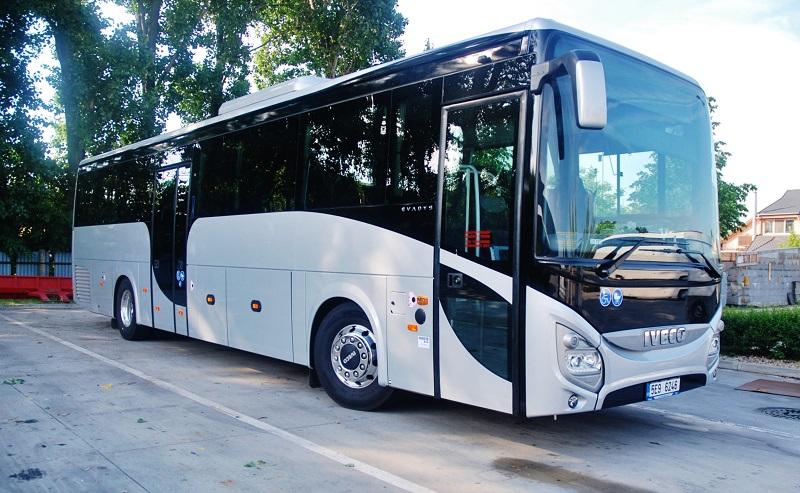 BUS SHOW - IVECO Evadys