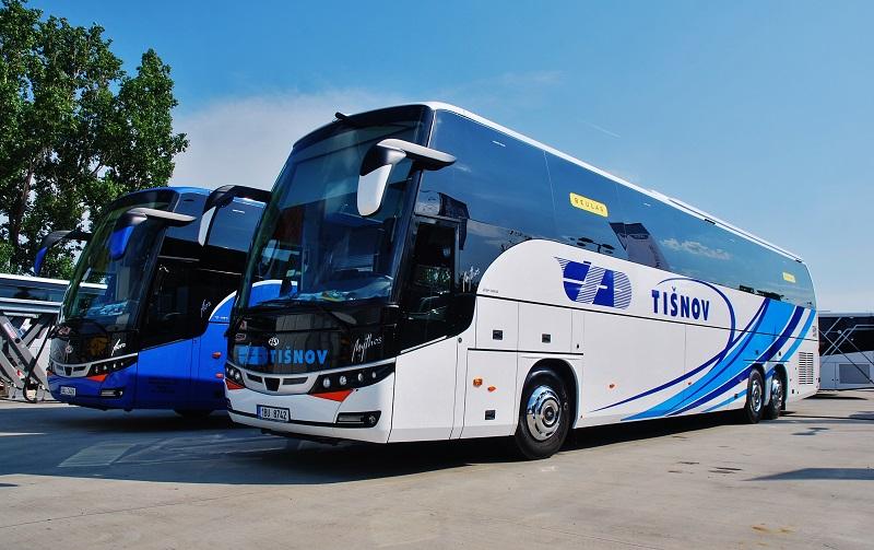 Slovenský veletrh BUS SHOW zdravá doprava začal