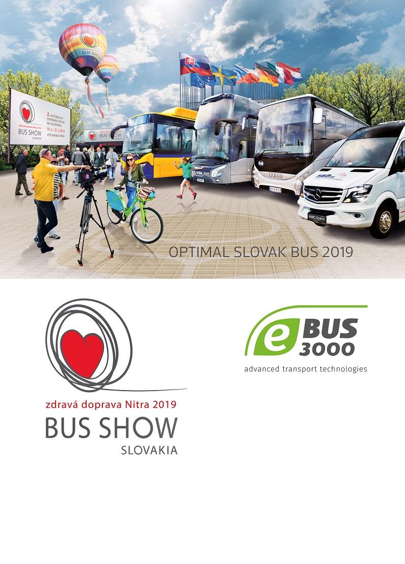 Druhý veľtrh BUS SHOW s podporou slovenských vládnych inštitúcií