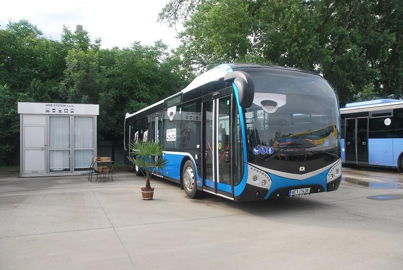 Aký bol prvý veľtrh BUS SHOW zdravá doprava na Slovensku 12