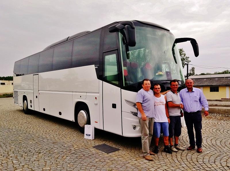 Další prodaný nový zájezdový autobus VDL Futura na Slovensku