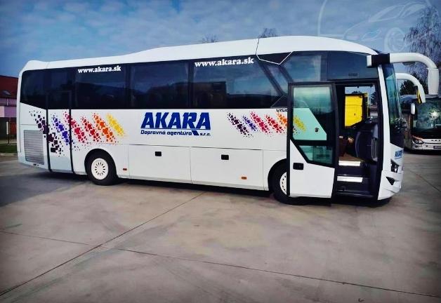 Turistický autobus ISUZU VISIGO na prodej