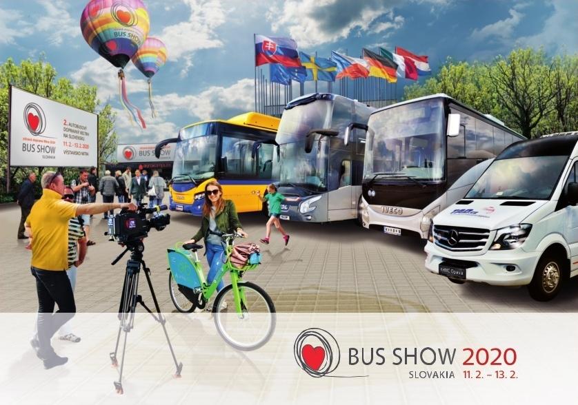 BUS SHOW zdravá doprava Nitra 2020
