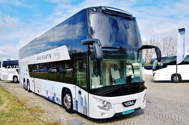 BUS SHOW 2018: luxusný poschodový autokar VDL Futura FDD2, slovenská premiéra