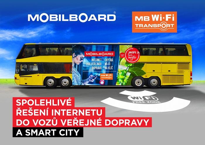 MOBILBOARD sa predstaví na BUS SHOW expozíciou Wi-Fi bar MOJITO