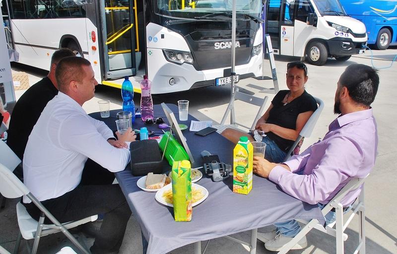 Scania na BUS SHOW zdravá doprava 2018 (foto: Zdeněk Nesveda)