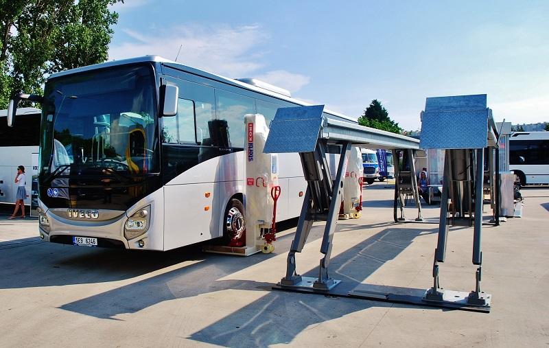 Aký bol prvý veľtrh BUS SHOW zdravá doprava na Slovensku 11