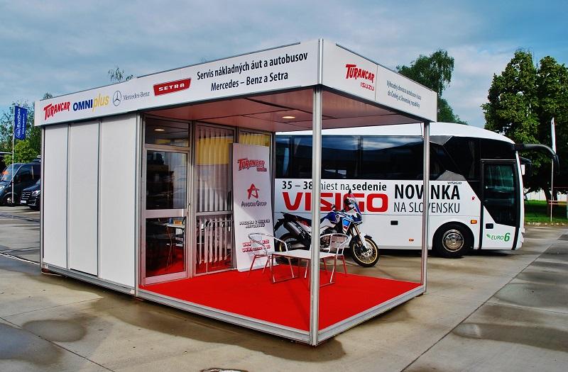 Aký bol prvý veľtrh BUS SHOW zdravá doprava na Slovensku 3