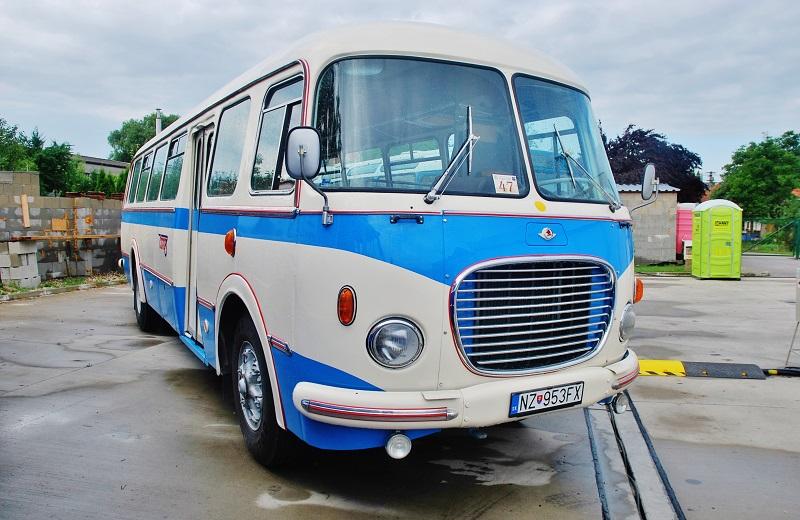 Škoda 706 RTO KAR, majitel Ivan Sepeši (foto: Zdeněk Nesveda)