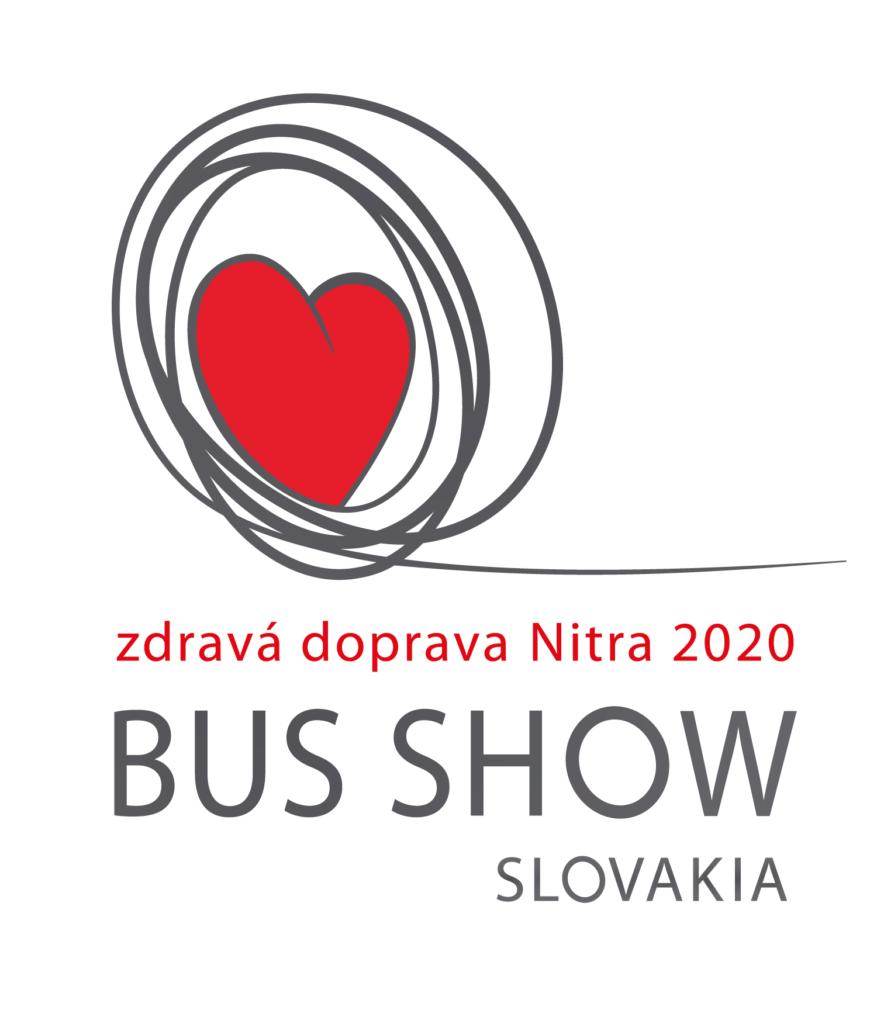 Logo BUS SHOW zdravá doprava