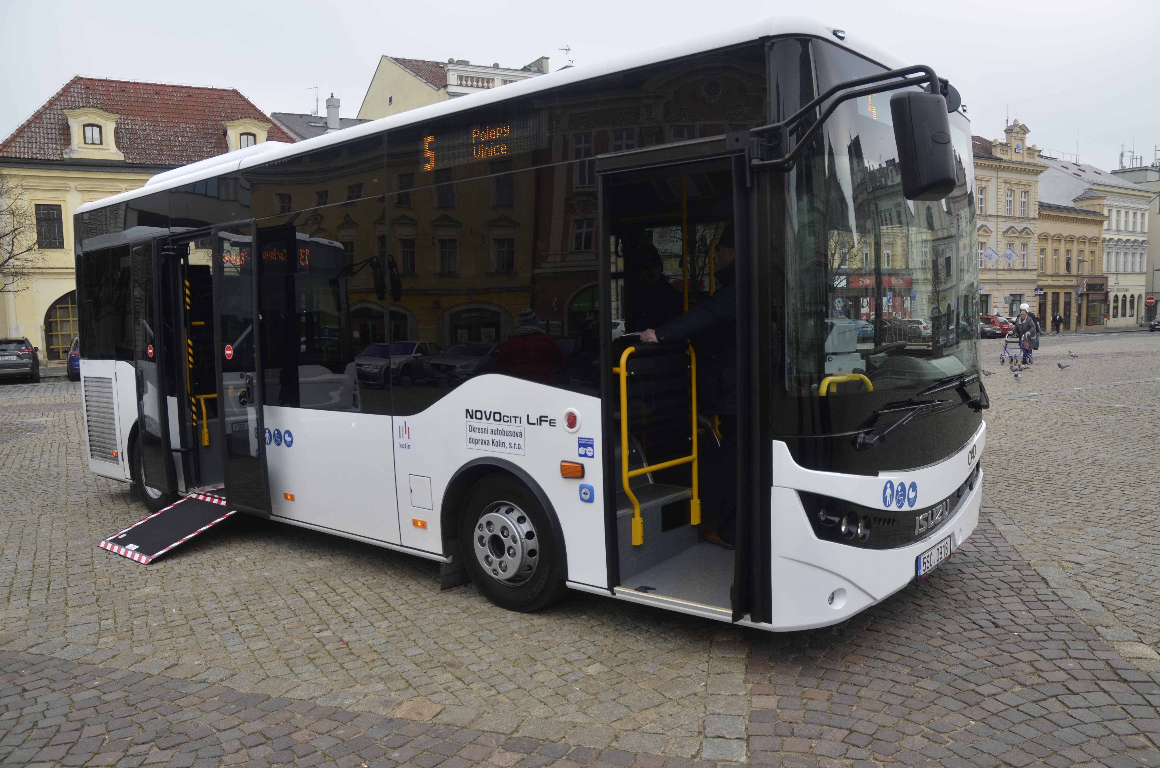 Pozýváme vás na testovaciu jazdzu s novým autobusem ISUZU NovoCiti Life
