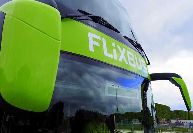 FlixBus na konferenciách E BUS 3000 a Intelligent Transport Systems (IQTS)