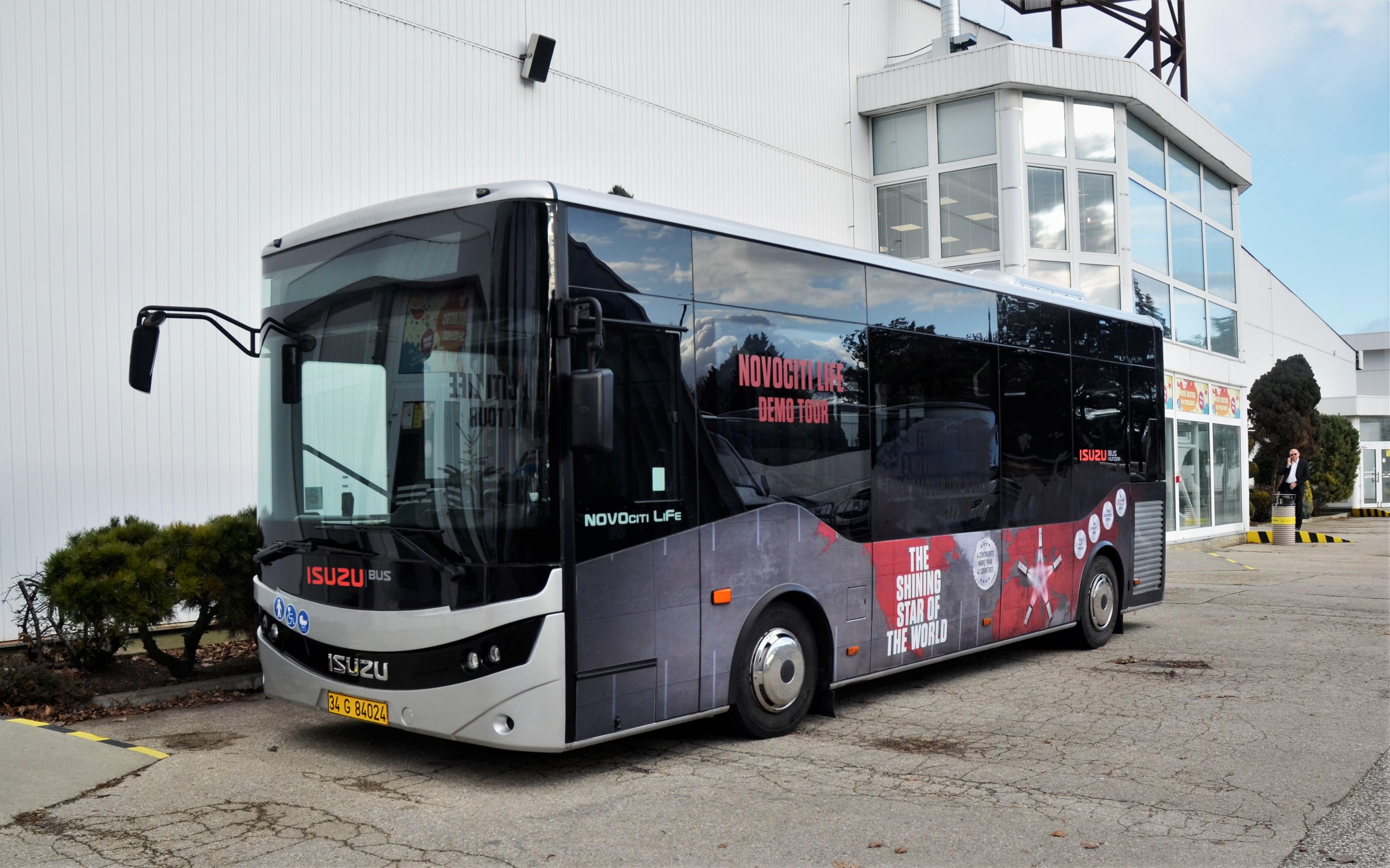Slovenský autobusový veletrh vzbudil zaslouženou pozornost slovenských medií