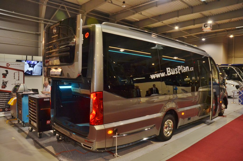 BusPlan na BUS SHOW 2018