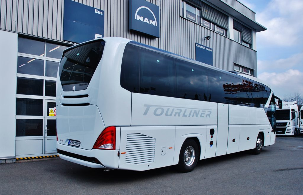 NEOPLAN Tourliner (foto: BusPress)